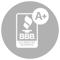A+ Rating with Better Business Bureau